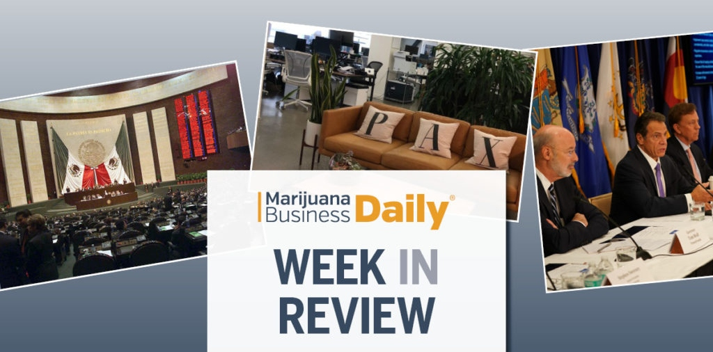 Mexico Moves Toward Recreational Cannabis Legalization Vape Firm Pax Cuts Jobs Northeast Governors Huddle More Money Works Magazine